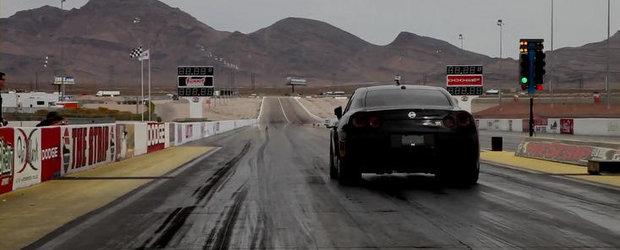 Tuning Nissan: SP Engineering se lauda cu un GT-R de 8.79 secunde