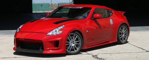 Tuning Nissan: Stillen ne incanta privirile cu un 370Z de 500 cai putere!