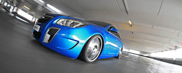 Tuning Opel: Noua Insignia OPC primeste tratamentul MR Car Design