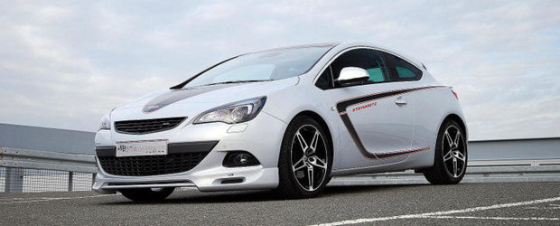 Tuning Opel: Steinmetz modifica noul Astra GTC!