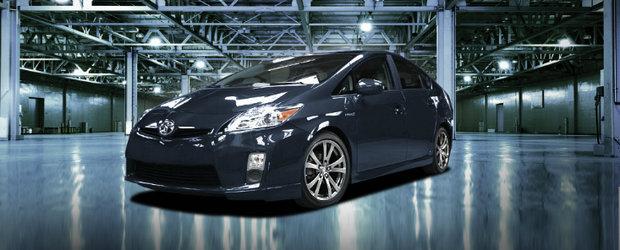 Tuning pentru Prius? Toyota lanseaza pachetul Prius Plus Performance!