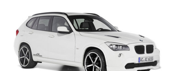 Tuning Pleasure: BMW X1 by AC Schnitzer
