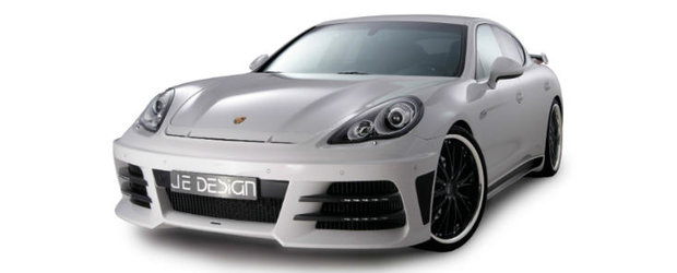 Tuning Porsche: Je Design transforma complet noul Panamera