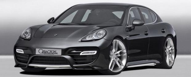 Tuning Porsche : Mai mult Caractere pentru Panamera