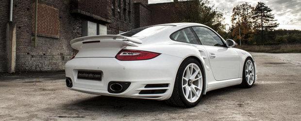 Tuning Porsche: mcchip-dkr reimprospateaza performantele vechiului 911 Turbo S