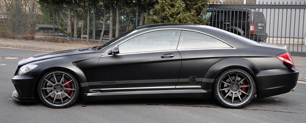 Tuning Prior Design: Wide-body pentru Mercedes CL