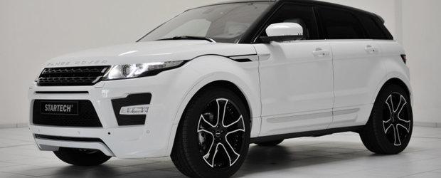 Tuning Range Rover: Startech modifica noul Evoque