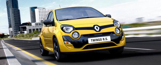 Tuning Renault: K-Tec Racing imbunatateste micul Twingo RS