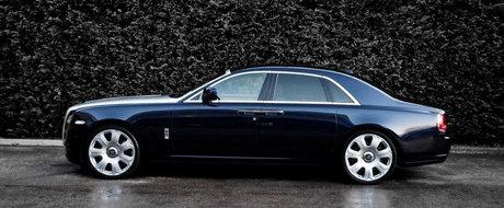 Tuning Rolls-Royce: Project Kahn 'atinge' subtil noul Ghost