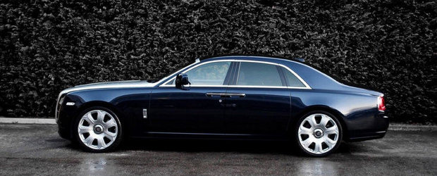 Tuning Rolls-Royce: Project Kahn 'atinge' subtil noul Ghost