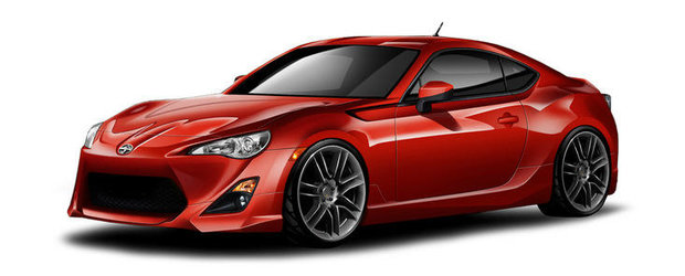 Tuning Scion: Five Axis anunta primele modificari destinate noului FR-S