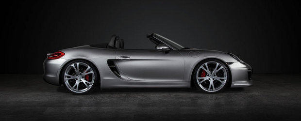 Tuning TechArt: Accesorii subtile pentru noul Porsche Boxster