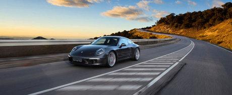 Tuning TechArt: Noul Porsche 911 primul pachet de tuning din viata sa!