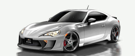 Tuning Toyota: Abflug supraalimenteaza noul GT86, obtine 258 CP si 296 Nm