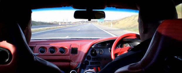 Tuning Toyota Supra: 1.300 cai putere in actiune!