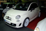 Tuning Update: Fiat 500 by TIR