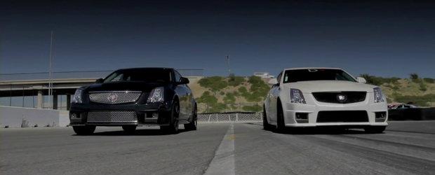 Tuning versus Stock: Cadillac CTS-V Wagon by D3 vs. Cadillac CTS-V Wagon