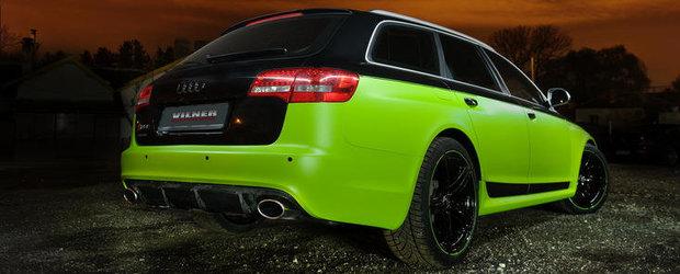 Tuning Vilner: Bunatati interioare si exterioare pentru actualul Audi RS6 Avant