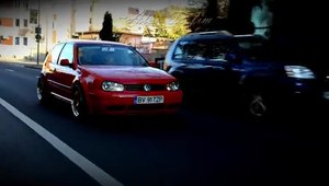 TUNING: Volkswagen Golf 4 tuning by Tzep