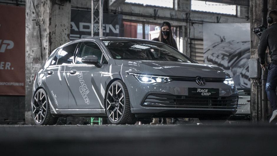 Tuning Volkswagen Golf 8