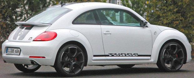 Tuning Volkswagen: Pana la 320 cai putere pentru noul Beetle!