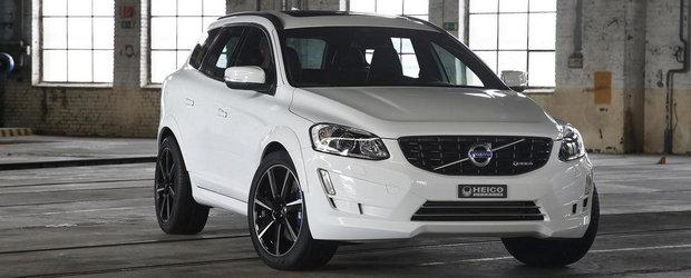 Tuning Volvo: Heico Sportiv modifica noul Volvo XC60