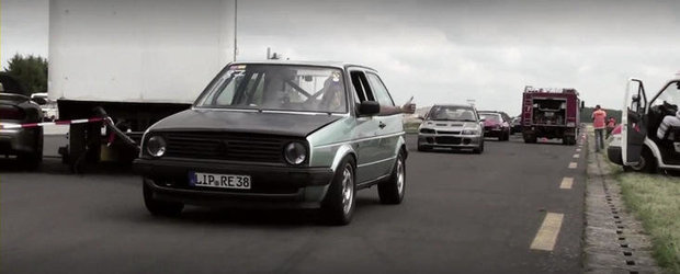 Tuning VW: 920 CP si AWD pentru cel mai impresionant Golf din lume!