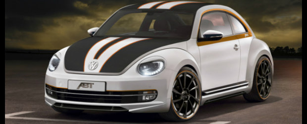 Tuning VW: ABT modifica noul Beetle