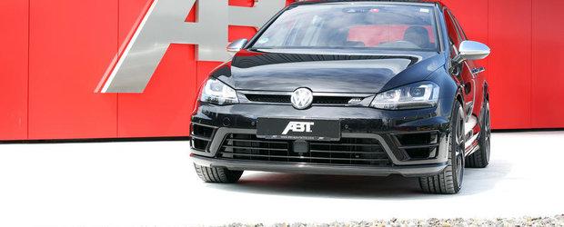 Tuning VW: ABT serveste noul Golf R cu pana la 400 CP