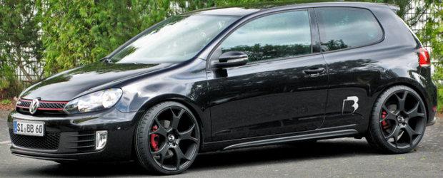 Tuning VW: B&B modifica noul Golf GTI Edition 35