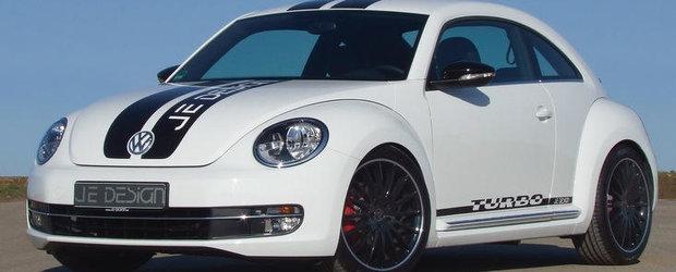 Tuning VW: Bunatati Je Design pentru noul Volkswagen Beetle