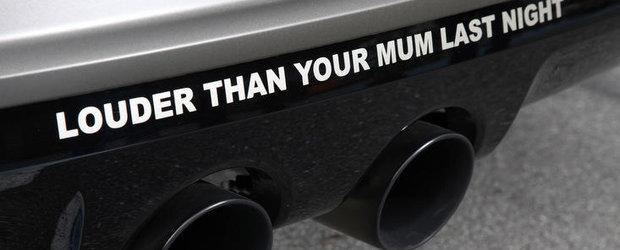 Tuning VW: Doua Golf-uri R modificate, cate 325 cai putere pentru fiecare