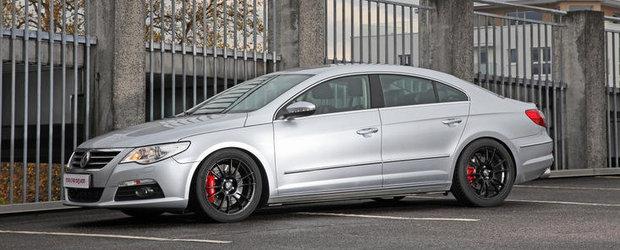 Tuning VW: MR Car Design ne ispiteste cu un Passat CC de 500 cai putere
