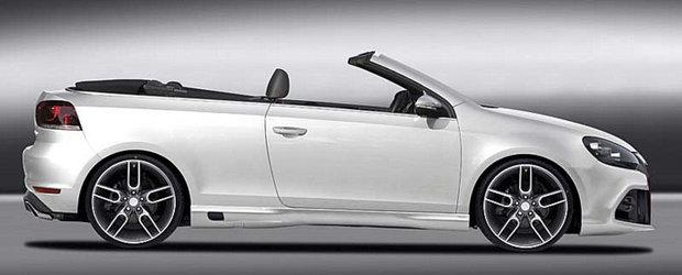 Tuning VW: Primele modificari pentru noul Golf 6 Cabrio