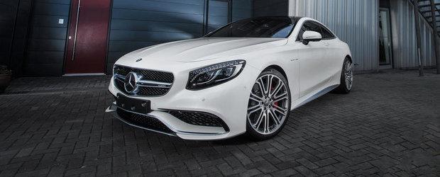 Tuningul continua: IMSA revine cu un Mercedes S63 Coupe de 720 CP
