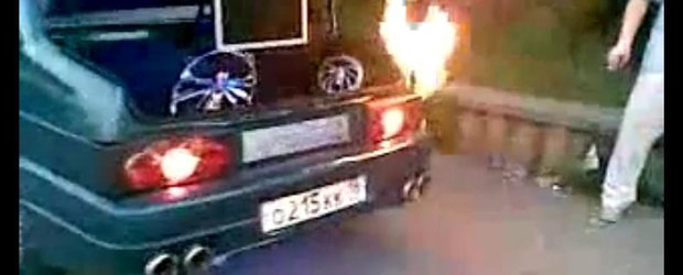 Tuningul excesiv reprezinta pericol de incendiu!