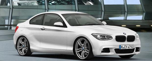 Tuningul virtual salveaza noul BMW Seria 1