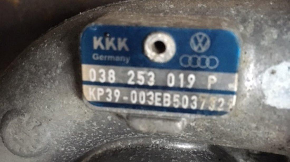 Turbina 038253019P GOLF4 Skoda Fabia I Volkswagen Polo 9N Seat Ibiza IV 1.9 TDI,74 KW,101 CP