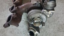 Turbina 03l253016t vw golf 6 cabrio 1.6 tdi cayc 1...