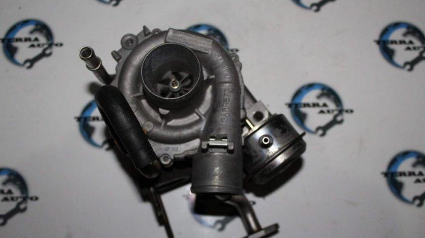 Turbina (755507-4 / H8200398565) Renault Laguna 2 facelift 2.0 TURBO cod motor F4K