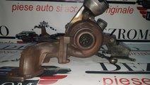 Turbina 9662464960 ford focus II 2.0 tdci