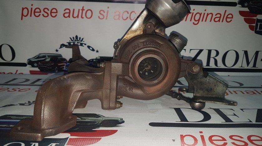 Turbina 9662464960 ford s-max 2.0 tdci