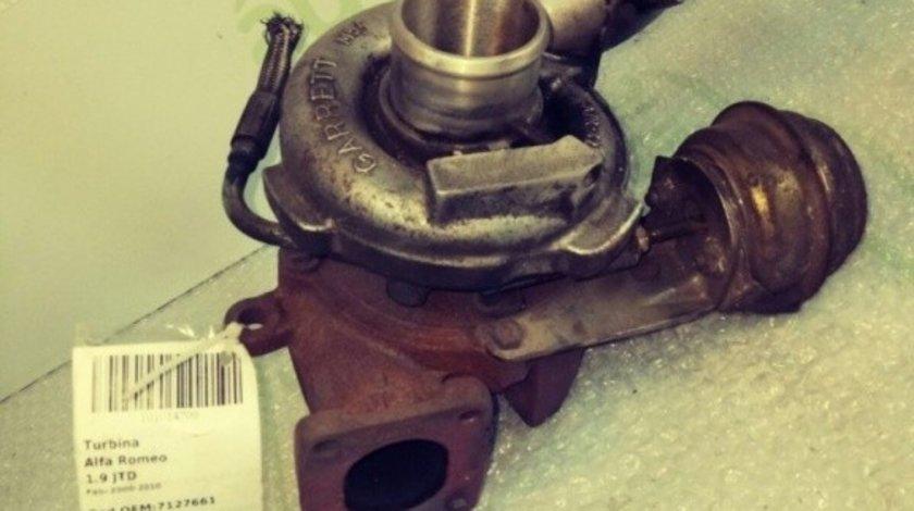 Turbina Alfa Romeo 147 1.9JTD 46786078 / GT1749V / 712766-1 115CP