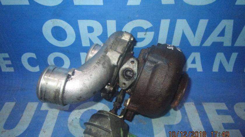Turbina Alfa Romeo 147 1.9jtdm 16v;  55200925