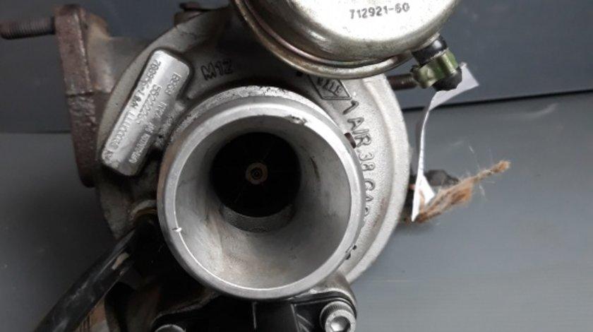 Turbina alfa romeo mito 1.4 turbo benzina 99kw 135cp 55222265 7889561