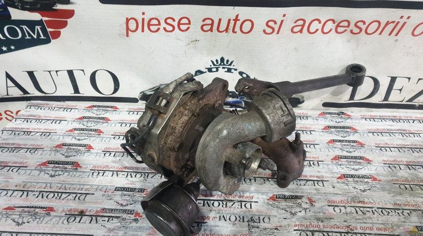Turbina Audi A3 8P 1.9 TDI 105 cai motor BLS cod piesa : 03G253014M