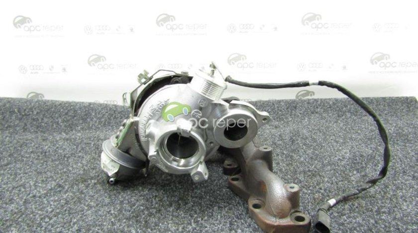 Turbina Audi A3 8V / Q3 8U / TT/ GOLF 7 (VII) / Seat Leon 2.0 TDI - Cod OEM 04L253010H / 04L253056P