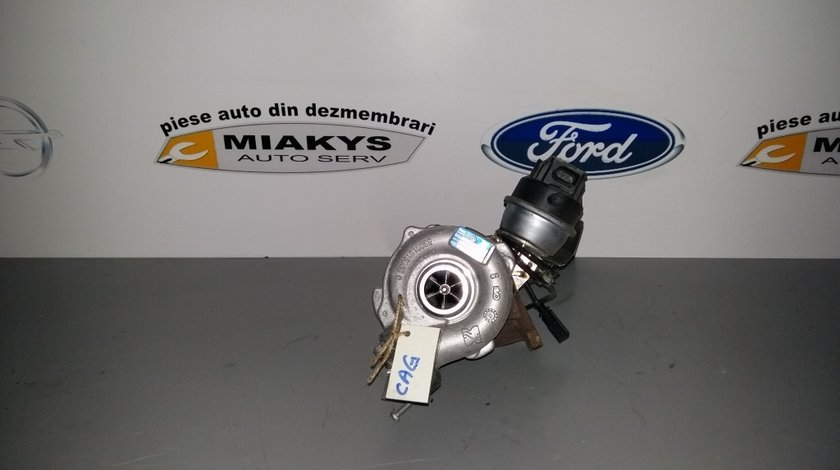 Turbina Audi A4 2.0tdi CAG model-kkk