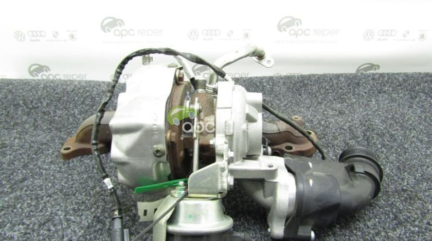 Turbina Audi A4 8K/ A5 8T / A6 4G Facelift 2.0 TDI - Cod: 04L253019A / 04L253020N