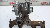 Turbina Audi A4 B6 1.9 tdi, AVB, cod: 038145702L